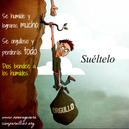 Gente toxica: ser humilde